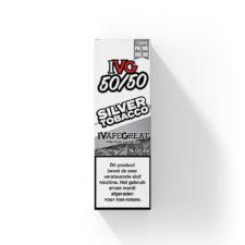 IVG Silver Tobacco smaakt naar tabak met een toevoeging van honing. Deze e-liquid uit het Verenigd Koninkrijk heeft een 50%PG/50%VG verhouding. U kunt deze smaak bestellen in 10ml flesjes en verschillende sterktes (freebase) nicotine.