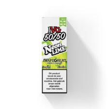 IVG Neon Lime is een frisse limoen sorbet smaak. Deze e-liquid uit het Verenigd Koninkrijk heeft een 50%PG/50%VG verhouding. U kunt deze smaak bestellen in 10ml flesjes met verschillende sterktes (freebase) nicotine.
