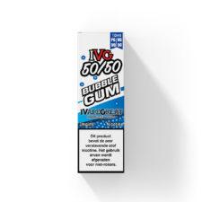 IVG Bubblegum is een fruitige kauwgom e-liquid. Deze e-liquid uit het Verenigd Koninkrijk heeft een verhouding van 50%PG/50%VG . U kunt deze smaak bestellen in 10ml flesjes en verschillende sterktes (freebase) nicotine.