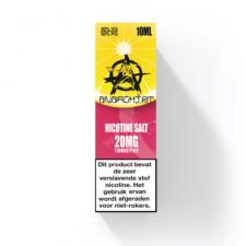Pink Nic-Salt van Anarchist E-liquids smaakt naar een zoete grapefruit limonade. U kunt deze 50PG/50VG e-liquid in 10ml flesjes bestellen. U kunt kiezen uit 10- en 20mg/ml Nicotine Salts.