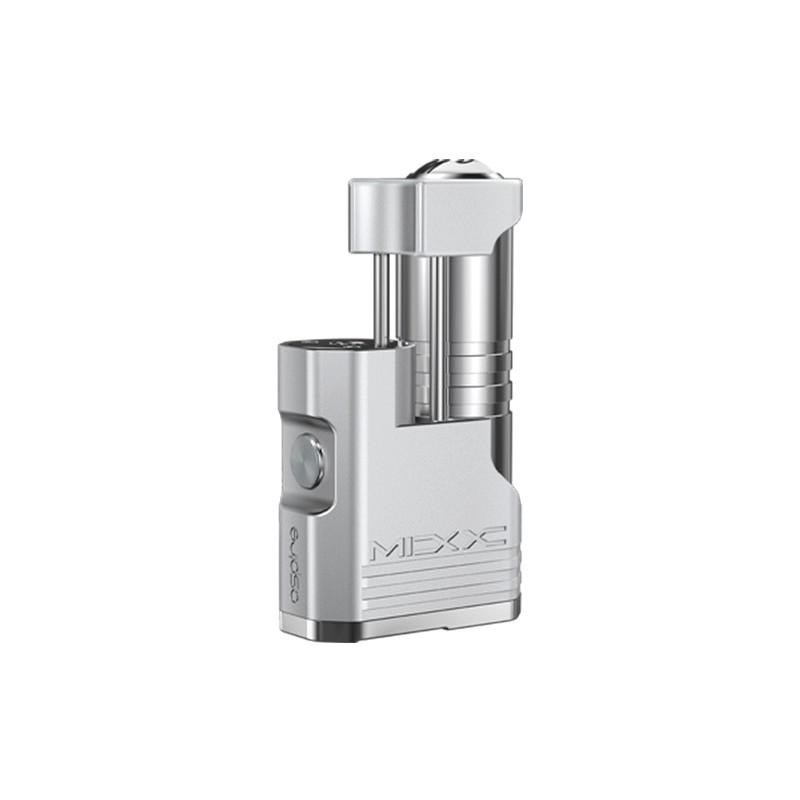 De Aspire MIXX is een variable wattage mod die tot 60 watt kan vuren. De mod werkt met een losse 18650 of 18350 batterij (los verkrijgbaar).