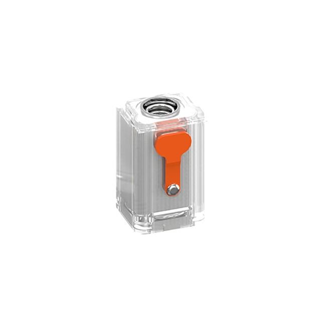 De Aspire Mulus Pod is de pod voor de Aspire Mulus Kit. De pod heeft een inhoud van 2ml en is hervulbaar. Er worden geen coils en geen coil adapter meegeleverd.
