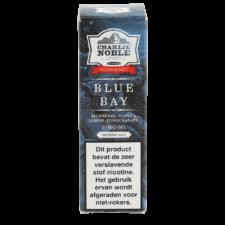 Charlie Noble Blue Bay Nic Salt is een frisse mix van bosbessen en granaatappel. Deze 50/50 e-liquid met nicotine komt in 10ml flesjes met verschillende nic salt sterktes.