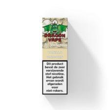 Dragon Vape Vanilla Unicorn is een mix van aardbeien en vanille. Deze Nederlandse e-liquid komt in 10ml flesjes met verschillende nicotine sterktes.