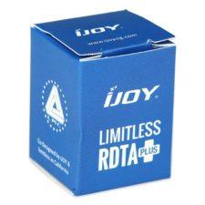 Vervanging glas voor de iJoy Limitless Plus RDTA.