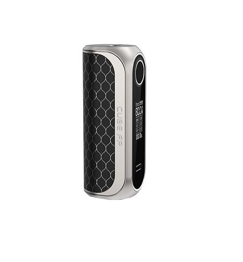 De OBS Cube FP is een compacte variable wattage mod die tot 80 watt kan vuren. De mod werkt met een losse 18650 batterij.