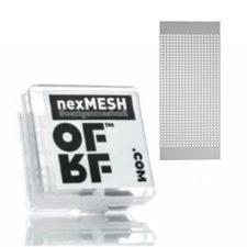 De OFRF mesh coils zijn coils voor de Wotofo Profile RDA. en Wotofo Profile Unity RTA. Ze worden verkocht per 10 stuks. Elke coil heeft een weerstand van 0.13ohm.