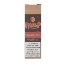 PULP Strawberry Field smaakt naar zoete aardbeien. De PG/VG verhouding is 40%/60%. Deze e-liquid wordt geproduceerd in Frankrijk.