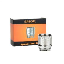 Single coil RBA deck voor de SMOK Spirals verdamper. Dit product is bedoeld voor ervaren dampers.