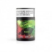 Twelve Monkeys Kanzi is een mix van aardbeien, kiwi en watermeloen. Deze Canadese e-liquid heeft een PG/VG verhouding van 20%PG/80%VG.