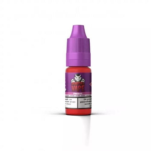 Vampire Vape Pinkman is een aroma met de smaak van een zoete mix van rode vruchten.Dit aroma uit het Verenigd Koninkrijk wordt verkocht in 10ml flesjes.