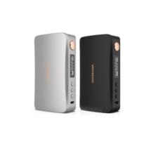 De Vaporesso Gen mod is een 220W mod die werkt op twee 18650 batterijen. Er wordt een USB oplaadkabel meegeleverd. Geschikt voor Temperature Control en Variable Wattage.