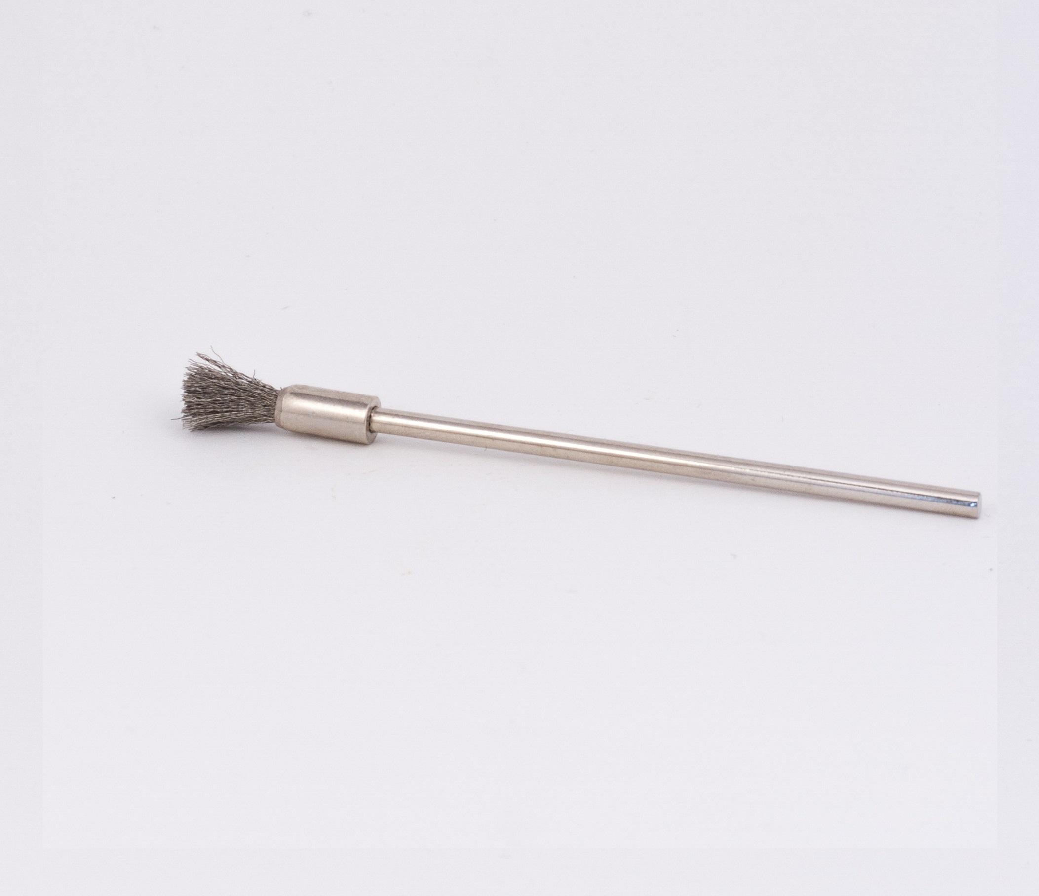 De Coil Borstel is een handige metaal borstel om je coils goed schoon te krijgen voordat u de katoen gaat vervangen.