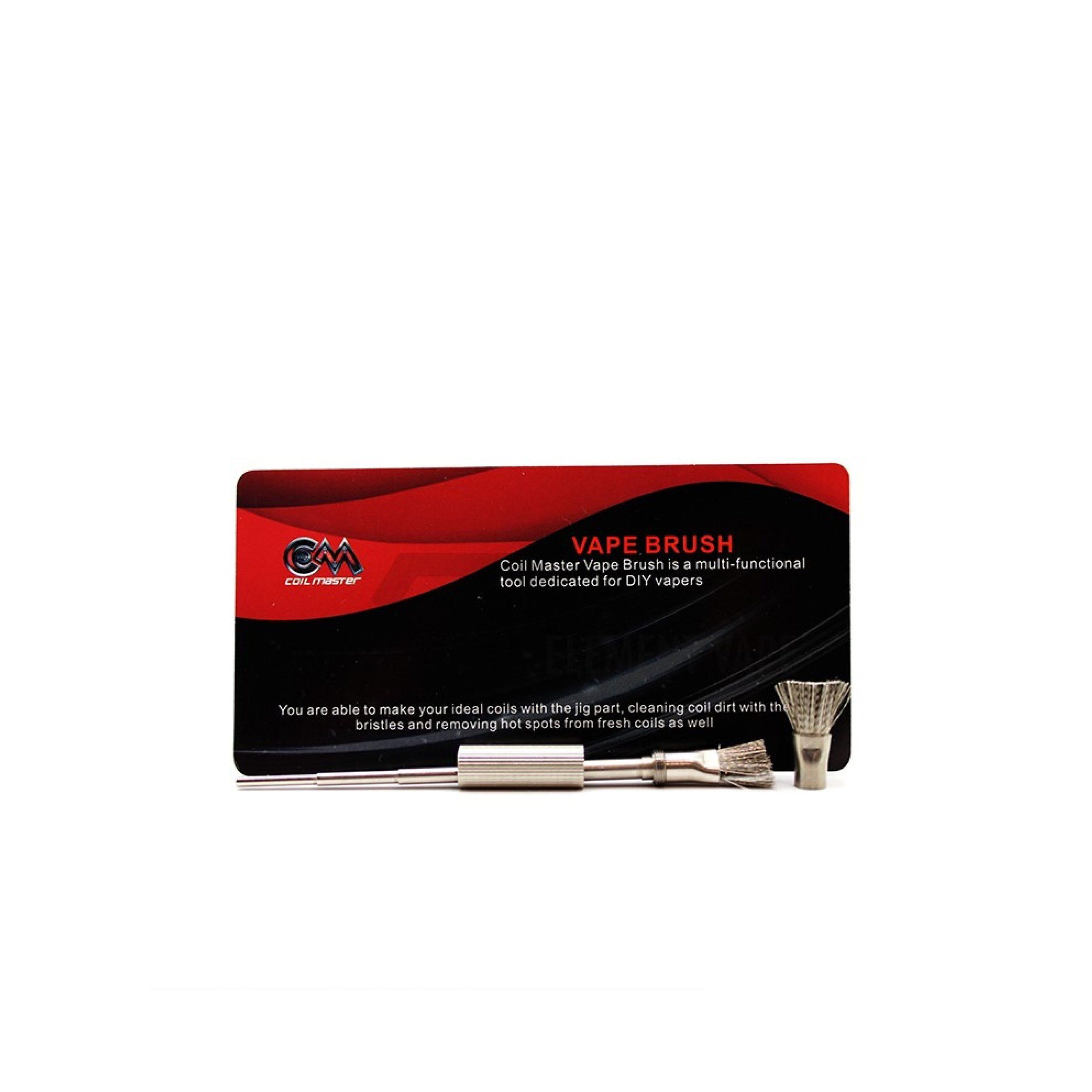 Met deze tool kunt u makkelijk uw coils draaien. Geschikt voor verschillende soorten draad en u kunt kiezen uit diverse diameters.