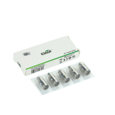 De Eleaf Melo 4 EC2 coils zijn de vernieuwde versie van de kanthal coils voor de Melo 3, 4 en Melo 4 Mini verdamper. Deze coils worden verkocht per 5 stuks.