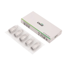 De Eleaf ECML coils zijn Mouth-to-Lung (dampen) coils voor de Eleaf Melo 3 en Melo 4 verdamper. Deze coils worden verkocht per 5 stuks.