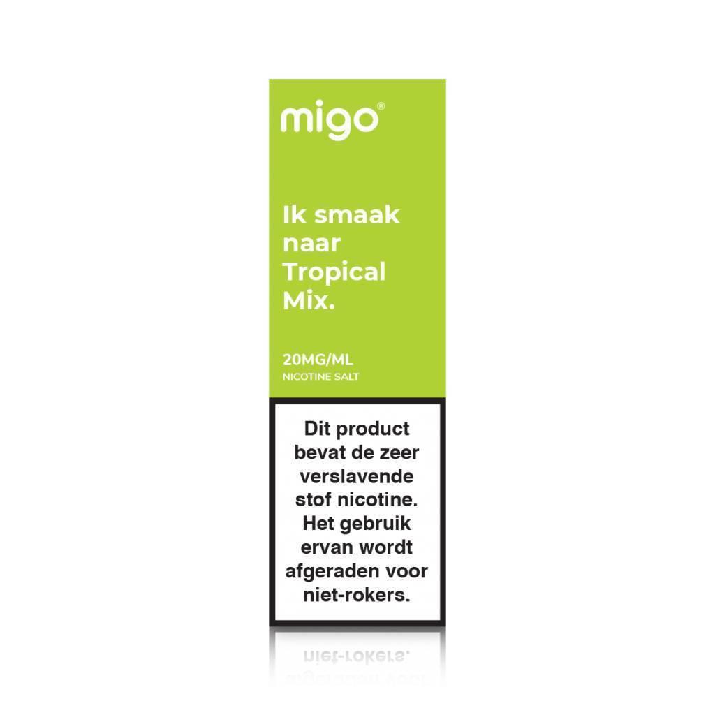 Migo Tropical Mix 10ml e-liquid