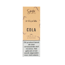 Simple Essentials Cola is een e-liquid met de smaak van cola. Deze 50%PG/50%VG e-liquid wordt geproduceerd in het VK.