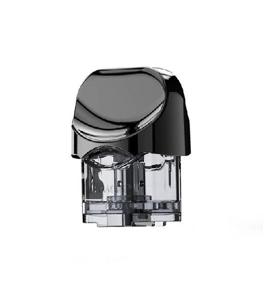 Deze Smok Nord Pod is de 2ml Pod voor de Smok Nord Kit. Er worden geen coils meegeleverd, maar de Smok Nord coils zijn te bestellen met verschillende weerstandswaardes. U kunt uiteraard uw eigen e-liquid gebruiken.