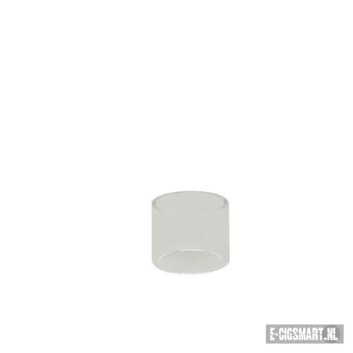 Extra glas voor de SMOK TFV8 Baby Mini verdamper EU versie (2ml). De afmetingen van het glas zijn 22mm diameter en 16mm in hoogte.