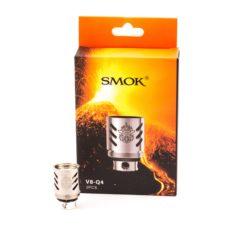 Deze kanthal coils zijn geschikt voor de SMOK TFV8 Cloud Beast clearomizer en worden verkocht per 3 stuks. Let op: niet geschikt voor de SMOK TFV8 Baby clearomizer.