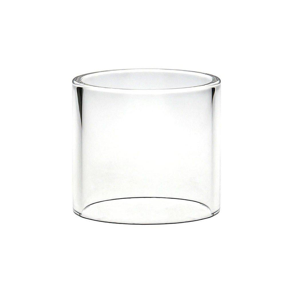 Extra glas voor de SMOK TFV8 Baby. Deze glas is ook geschikt voor de Eleaf Ello Verdamper en de Smok TFV8 X-Baby. De afmetingen van deze glas zijn 24.5mm diameter en 20mm hoogte.