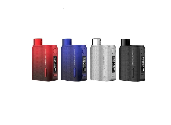 De Vaporesso Swag 2 mod is een 80w mod. Hij beschikt over Temperature Control en Variable Wattage. De mod werkt op een single 18650 batterij (los te bestellen). Er wordt een oplaadkabel meegeleverd.