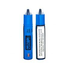 Zap! E-Juice Blue Soda is een e-liquid met de smaak van frambozen limonade. Deze e-liquid uit Engelse bodem heeft een PG/VG verhouding van 30%PG/70%VG.